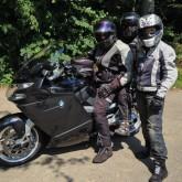 Motorradtour Bayern