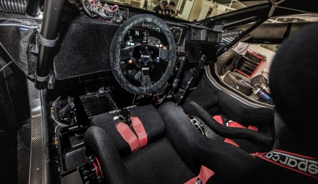Peugeot 2008 DKR Cockpit