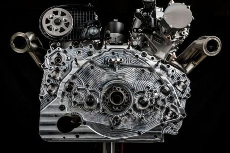 Peugeot 2008 DKR Motor