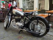 Tornax Motorrad S250