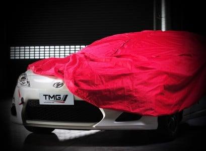 Toyota GT86 CS-R3 Rallyefahrzeug