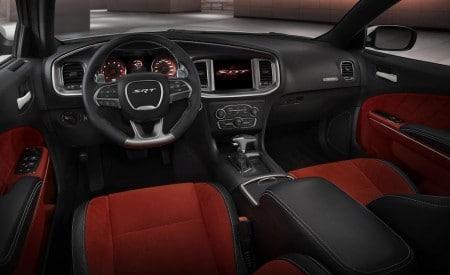 2015 Dodge Charger SRT Hellcat Innenraum