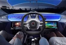 Rinspeed Studie XchangeE autonomes fahren