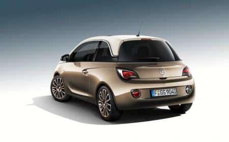 Opel-ADAM-Sondermodell bei Tchibo