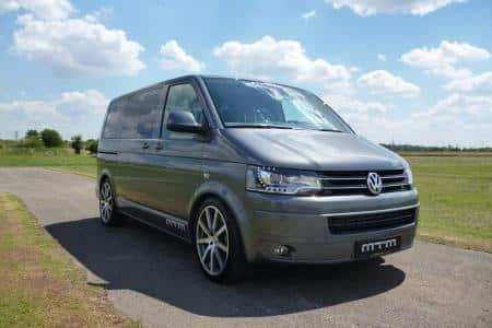 Volkswagen T5 Multivan Comfortline Tuning