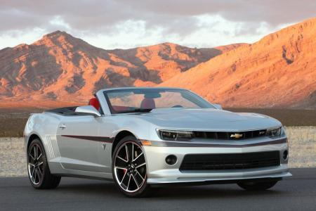 2015 Chevrolet Camaro Commemorative Edition Cabrio