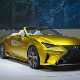 Lexus LF-C2 Konzept