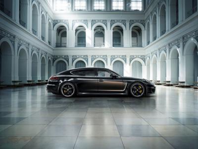 Porsche Luxus Panamera