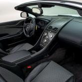 Aston Martin Works 60th Anniversary Limited Edition Vanquish Innenraum