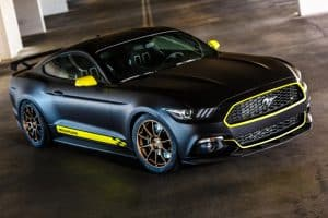 Ford Tuning Mustang