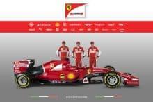 Ferrari F1 Auto SF15-T