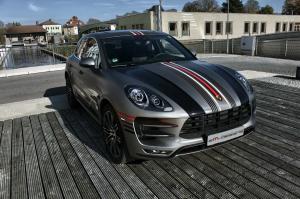 Folierung Porsche Macan