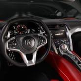Honda Acura NSX Innenraum