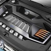 VW Cross Coupé GTE Motor