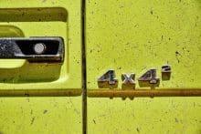 Mercedes G 4x4 hoch 2
