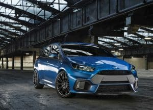 Neuer Ford Focus RS 2015