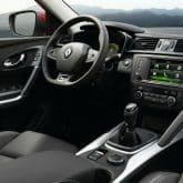 Renault Kadjar Innenraum
