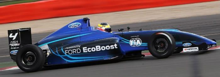 Ford Formel 4 Rennwagen