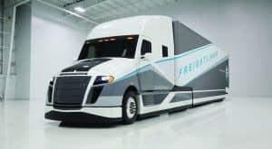 Freightliner Super Truck