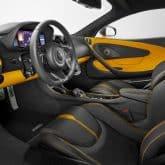 McLaren 570S Coupé Innenraum