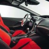 Neuer Honda Civic Type R Innenraum