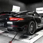 Porsche 991 3.8 Turbo S Tuning