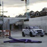 Range Rover Evoque Cabrio Convertible