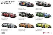 Audi RS 5 DTM Autos 2015