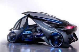 Chevrolet FNR Konzept