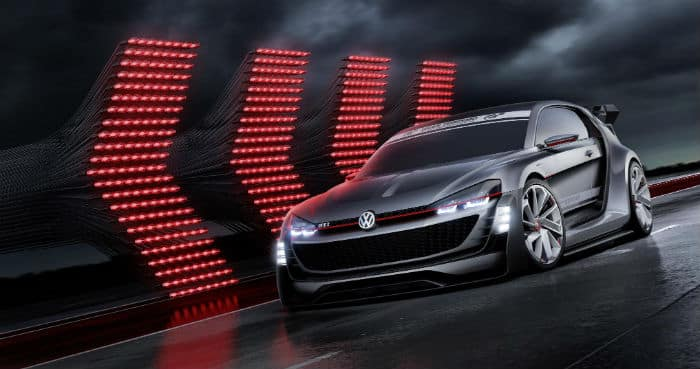 VW Golf GTI Supersport