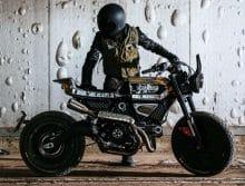 Ducati Scrambler Umbau
