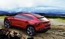 Lamborghini SUV
