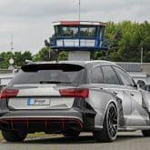 Audi RS6 Felgen, Tuning und Folierung