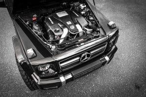 Mercedes G-Klasse AMG Tuning Motor