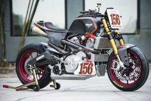 Project 156 Victory Rennmaschine