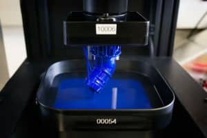 Ford Flüssig 3D-Druck