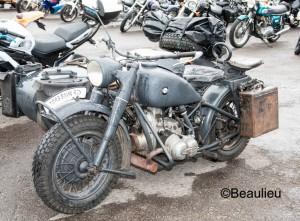 1943 BMW R75
