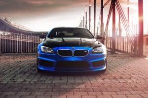 BMW M6 Tuning Folierung