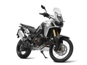 Neue Honda CRF1000L Africa Twin ABS
