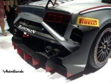 Lamborghini Heck Blancpain