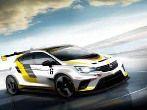 Opel Astra TCR Tourenwagen