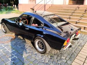 Bad Camberg Oldtimer Opel GT