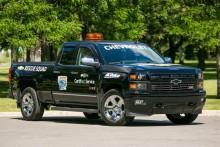 Chevrolet Silverado Rescue Truck