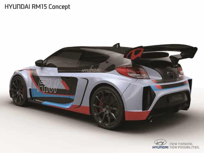 Hyundai RM15 Concept RR