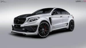 Lumma Design Mercedes GLE Tuning