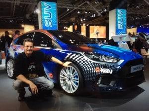 Ford Focus IAA 2015