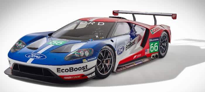 Ford GT Rennversion Race
