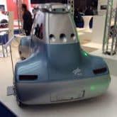 Versuchsfahrzeug autonomes Fahren