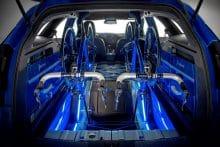 Honda Civic Tourer Active Life Concept Innenraum