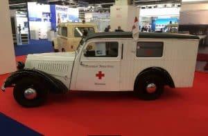 IFA F8 Krankenwagen 1953